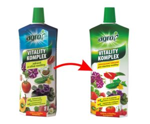 Vitality Komplex | Měníme design výrobků 2