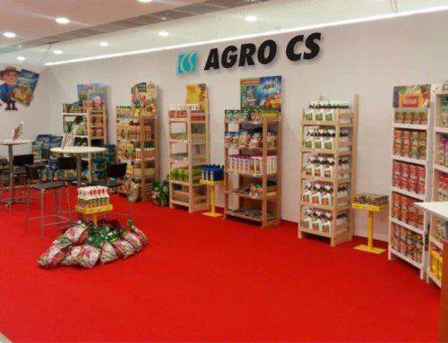 AGRO CS na výstavě FLORA Olomouc
